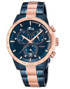 L18330/2 Lotus Special Edition Two-Tone Quartz