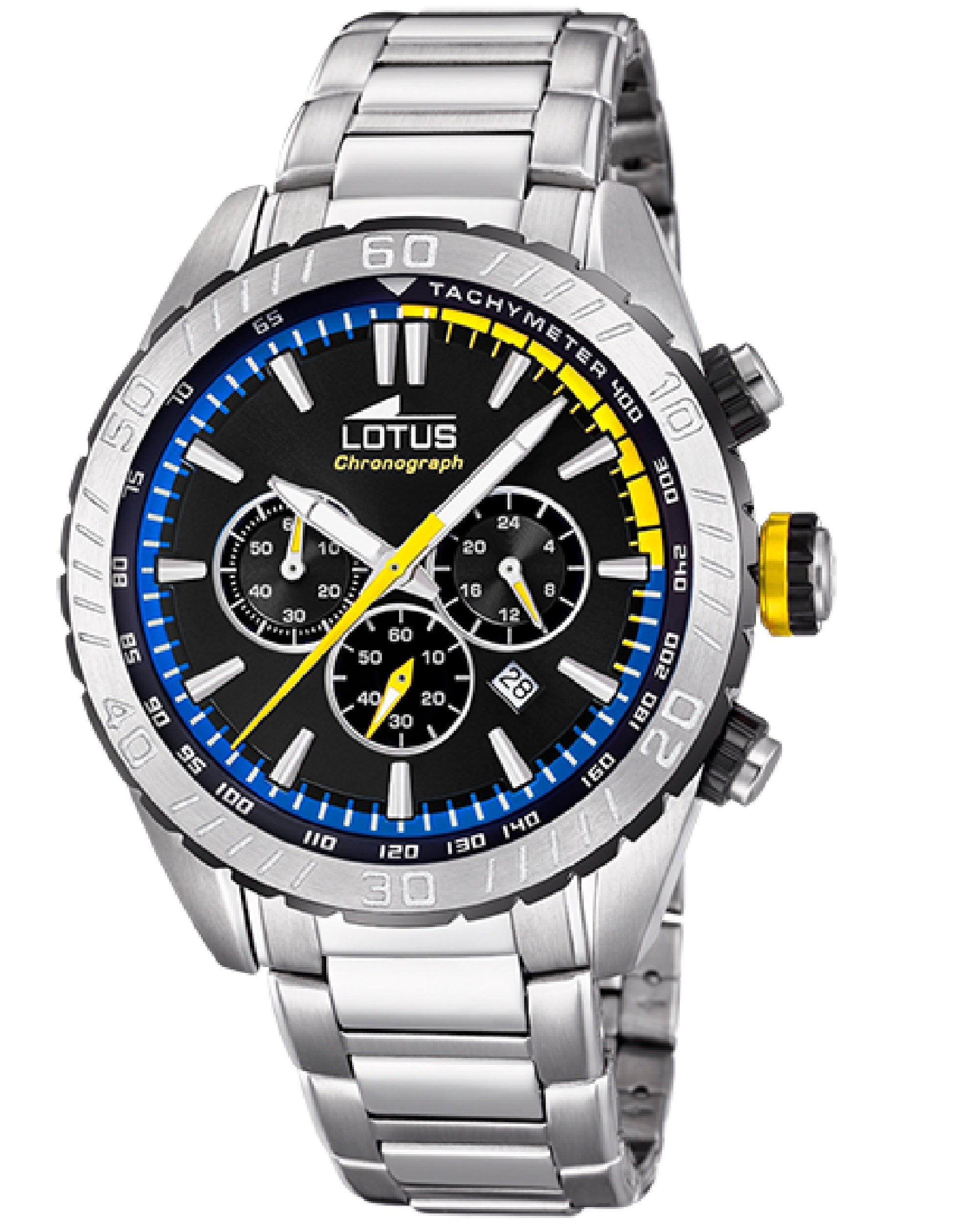 Chronograph L18678/6 Stainless Steel Watch