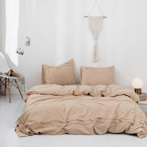 100% Cotton 3-Piece Bedspread