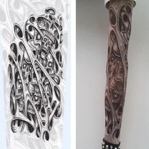 Faux Tattoo Sleeve