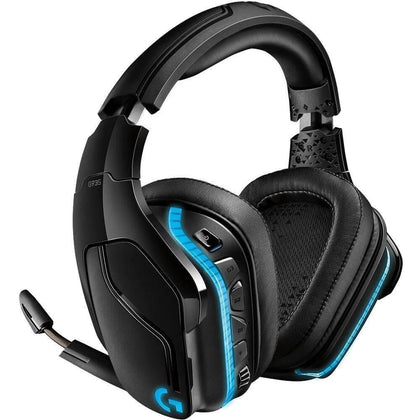 Headset Gamer Logitech G935 Sem Fio RGB Som Surround - Forcetech