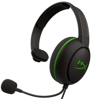 Headset HyperX CloudX Chat Xbox Drivers 40mm HX-HSCCHX-BK - Forcetech