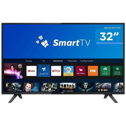 "Smart TV LED Ultra Slim 32"" Philips 32PHG5813/78 - Forcetech"