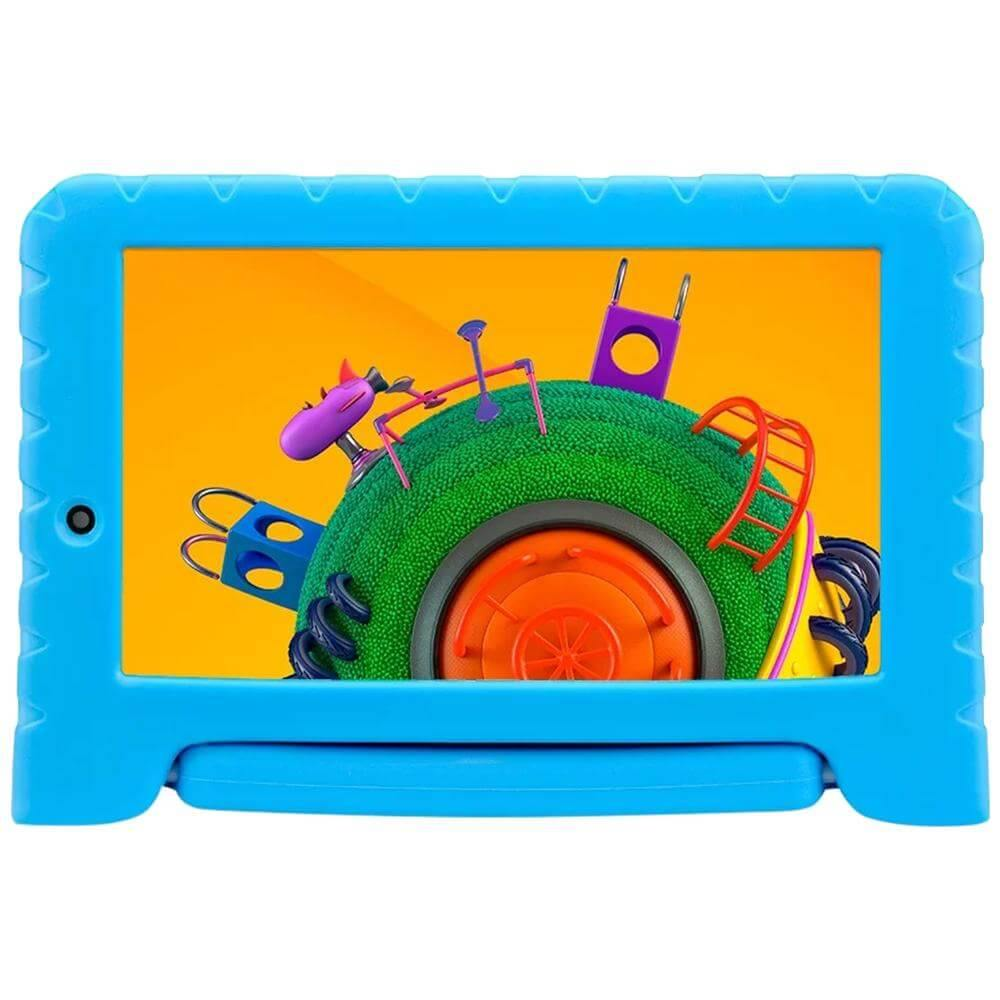 Tablet Multilaser Discovery Kids M7S Plus Wi-fi 16GB Tela 7