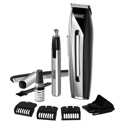 Aparador Wahl Groomsman Gift Set Battery Trimmer - Forcetech