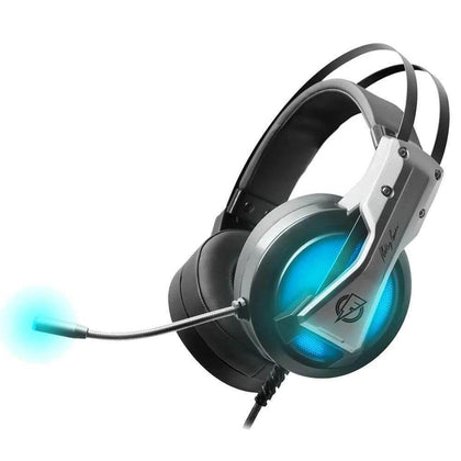 Headset Gamer ELG Flakes Power Storm 7.1 Virtual Channel - FLKH001 - Forcetech