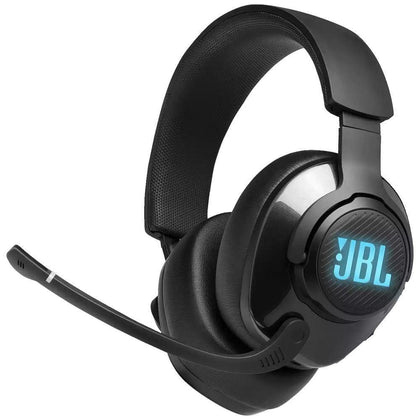 Headset Gamer JBL Quantum 400 Drivers 50mm Preto - Forcetech