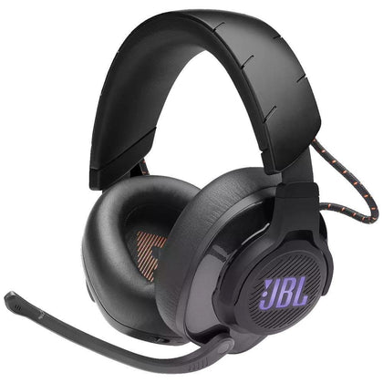 Headset Gamer JBL Quantum 600 Sem Fio RGB Drivers 50mm - Forcetech