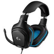 Headset Gamer Logitech G432 Surround 7.1 - Forcetech