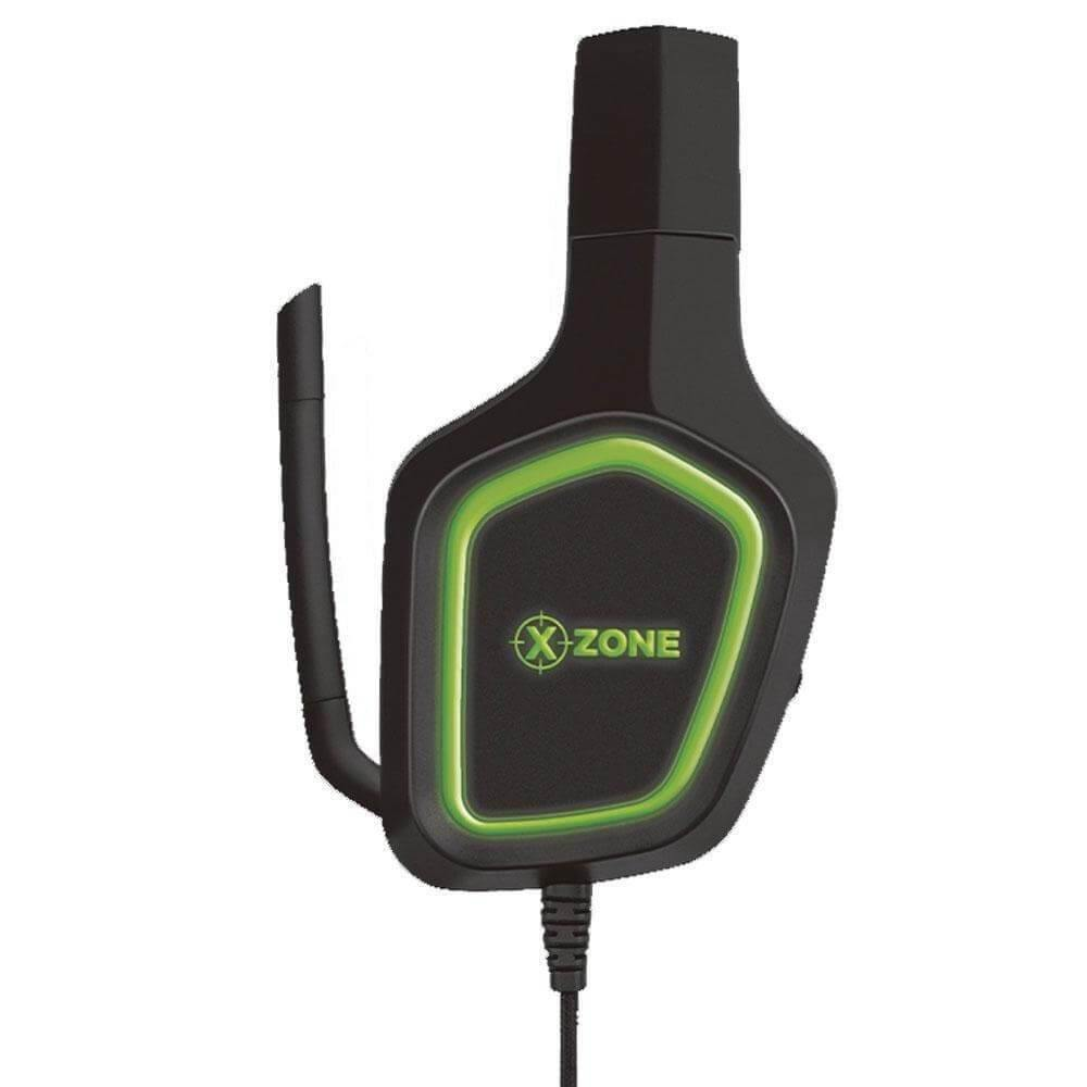 Headset Gamer Xzone GHS-02 com Suporte - Forcetech