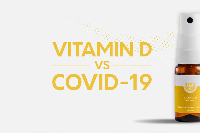 Vitamin D Reduces Risk Surrounding COVID-19