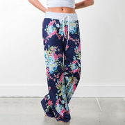 Cotton Long Pant  Home Pajamas Soft Slip