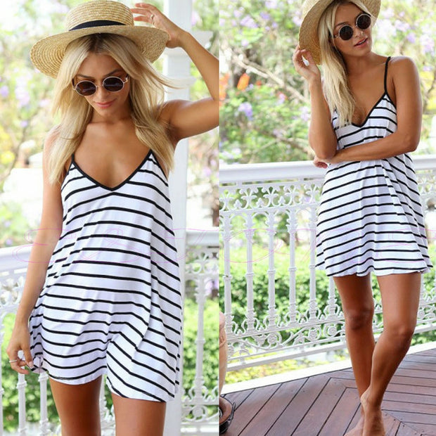 Women Summer Beach Dress
