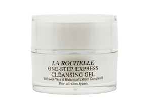 瑞士LA ROCHELLE 歌麗姬寶 瑞士皇牌蘆薈深層洗面啫喱   LA ROCHELLE ONE STEP EXPRESS CLEANSING GEL NEW UPGRADED FORMULA (ALOE VERA, BOTANICAL EXTRACT , COMPLEX B)  5ML