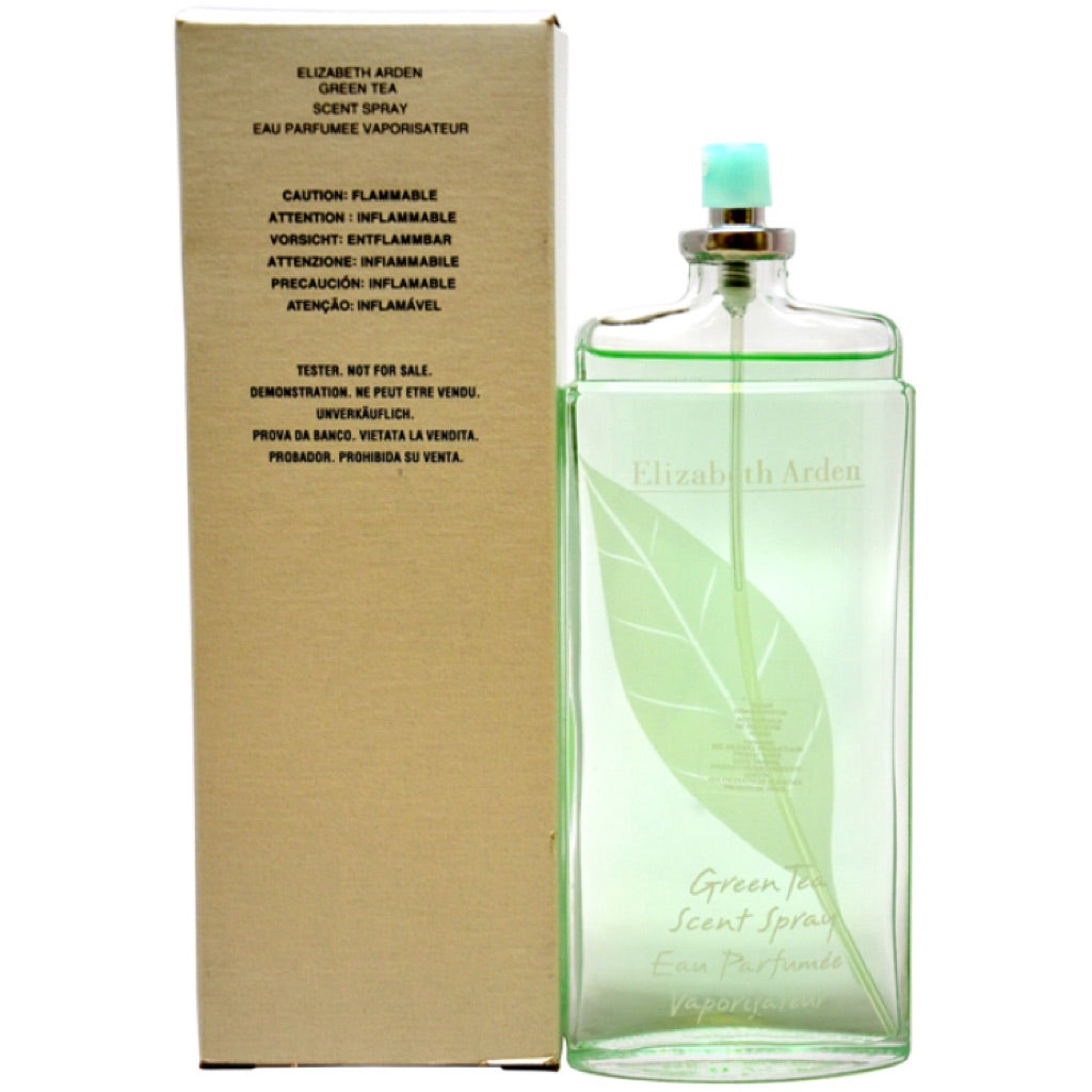 ELIZABETH ARDEN GREEN TEA SCENT SPRAY 伊利沙伯雅頓 綠茶清香水 (TESTER FOR SALE)
