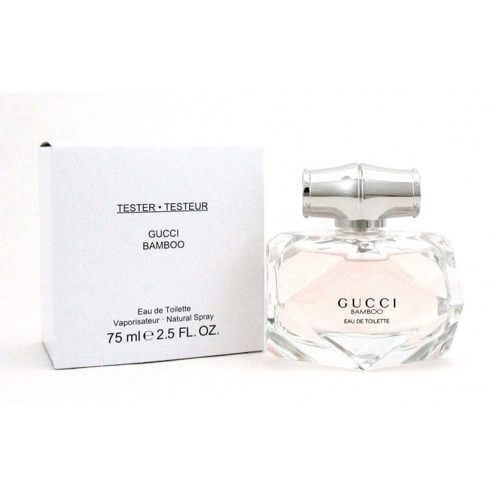 GUCCI BAMBOO EDT SPRAY 古馳 竹子淡香水 (TESTER FOR SALE)