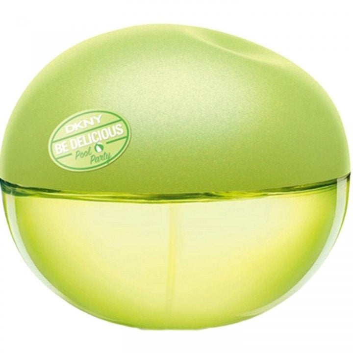 DKNY POOL PARTY LIME MOJITO EDT SPRAY ­唐娜卞蘭 泳池派對青色蘋果泡泡女性淡香水 (TESTER FOR SALE)