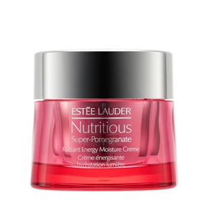 ESTEE LAUDER NUTRITIOUS SUPER-POMEGRANATE RADIANT ENERGY MOISTURE CREAM 雅絲蘭黛 升級亮肌抗氧保濕霜