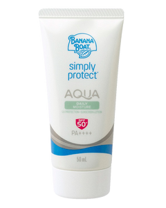 BANANA BOAT 香蕉船水凝日用保濕防曬乳SPF50+  BANANA BOAT SIMPLY PROTECT AQUA UV DAILY MOISTURE LOTION SPF50+ 50ML