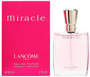 LANCOME MIRACLE EDP SPRAY 蘭蔻 奇蹟女士香水