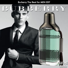 Load image into Gallery viewer, BURBERRY THE BEAT FOR MEN EDT SPRAY 博柏利 節奏男性淡香水