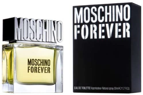 MOSCHINO FOREVER EDT SPRAY 霧仙濃 愛永遠男性淡香水