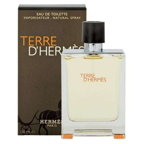 HERMES TERRE D'HERMES EDT SPRAY 愛馬仕 大地男士淡香水