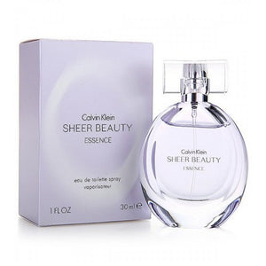 CALVIN KLEIN SHEER BEAUTY ESSENCE EDT SPRAY 卡文克萊 純情雅緻女性淡香水