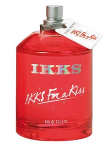 IKKS FOR A KISS EAU DE TOILETTE SPRAY 埃基斯 祗為一吻淡香水