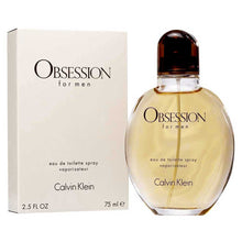Load image into Gallery viewer, CALVIN KLEIN OBSESSION MEN EDP SPRAY 卡文克萊 激情男士香薰