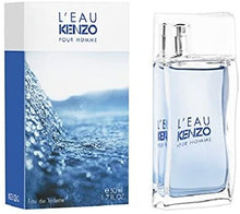 Load image into Gallery viewer, KENZO L'EAU KENZO POUR HOMME EDT SPRAY 高田賢三 風之戀男士淡香水