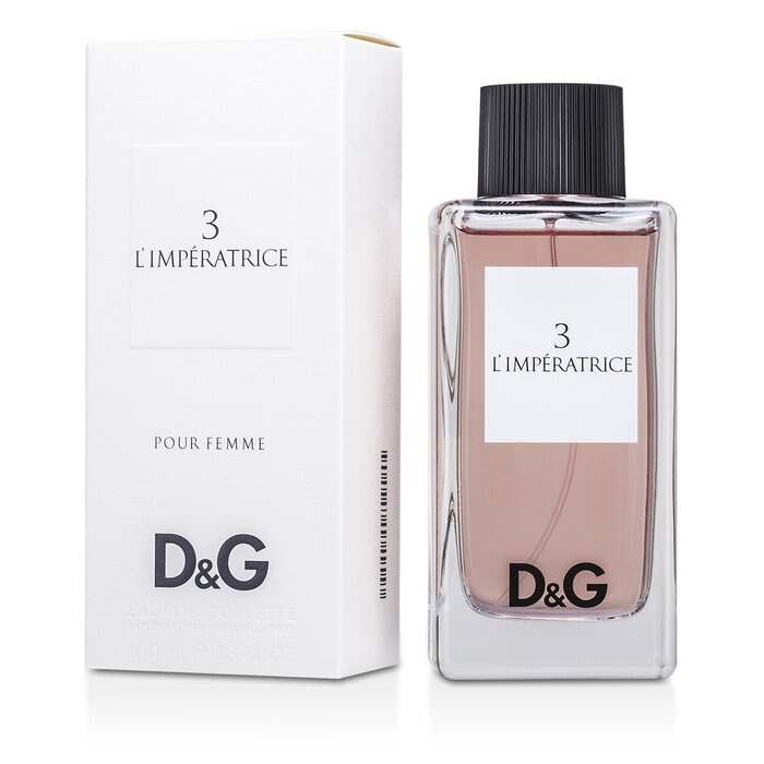 DOLCE & GABBANA ANTHOLOGY L'IMPERATRICE 3 EDT SPRAY 杜嘉班納 塔羅牌3號皇后女性淡香水