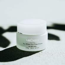 Load image into Gallery viewer, 韓國ARÛMEE 愛詩夢凝 水凝美白修護眼霜  ARÛMEE PRO-WHITE EYE ZONE CREAM  30G