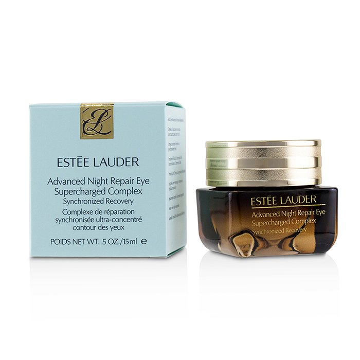 ESTEE LAUDER ADVANCED NIGHT REPAIR EYE SUPERCHARGED COMPLEX SYNCHRONIZED RECOVERY 雅絲蘭黛 升級再生基因修護賦活眼霜