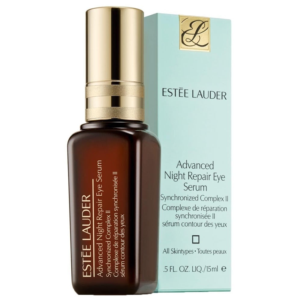 ESTEE LAUDER ADVANCED NIGHT REPAIR EYE SERUM SYNCHRONIZED COMPLEX II 雅絲蘭黛 升級眼底導入基因修護精華露