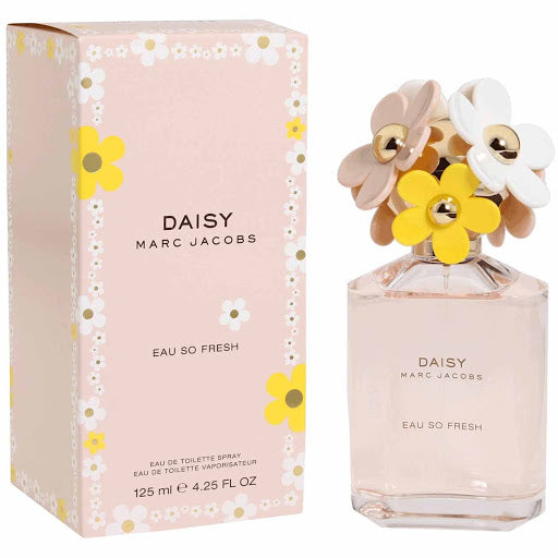 MARC JACOBS DAISY EAU SO FRESH SPRAY 馬克雅各布 清甜雛菊女性淡香水