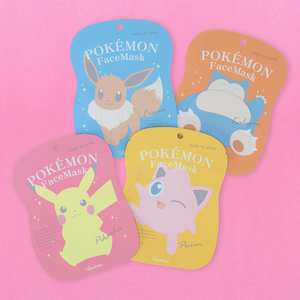 Lovisia x Pokemon 保濕面膜 (皮卡丘)   Lovisia x Pokemon Face Mask (Pikachu)  (20mL)