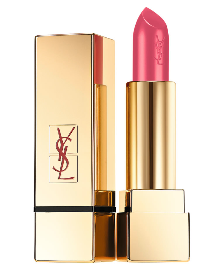 YSL ROUGE PUR COUTURE PURE COLOR SATINY RADIANCE #52 ROUGE ROSE
