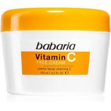 Load image into Gallery viewer, BABARIA VITAMIN C FACE CREAM 125ML 西班牙 Babaria/芭碧兒 維生素C面霜 125ML