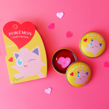 Load image into Gallery viewer, Lovisia x Pokemon 保濕糖果唇彩 (胖丁)   Lovisia x Pokemon Candy Lipgloss (Jigglypuff)  (10g)