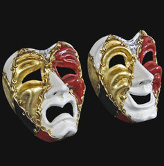 Comedy Masks
