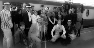 1920s orient express party 0913