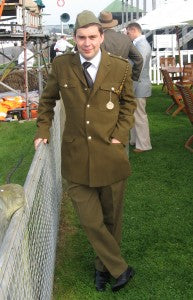 Goodwood  british army dress uniform 4462