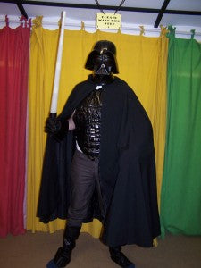Star Wars Darth Vader Costume 2324