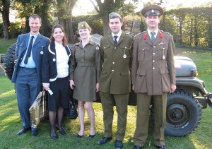 dads army military uniforms 4467