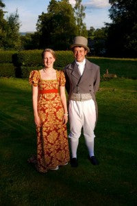 regency lord and lady 0622