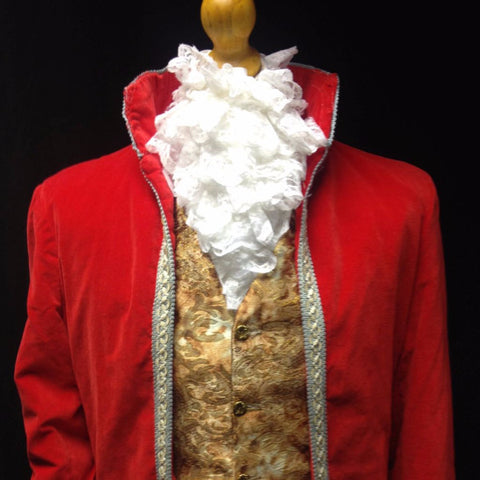 18th Century Court Gent in Red