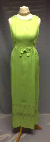 1930s 1940s Glamour (Green)