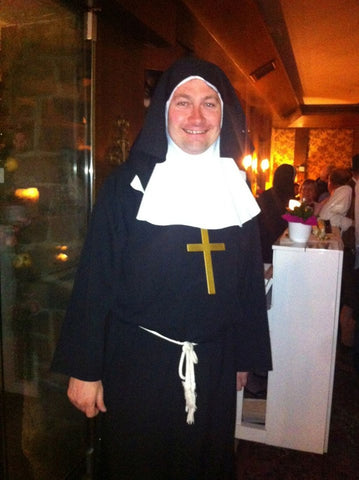 sister act nun costume
