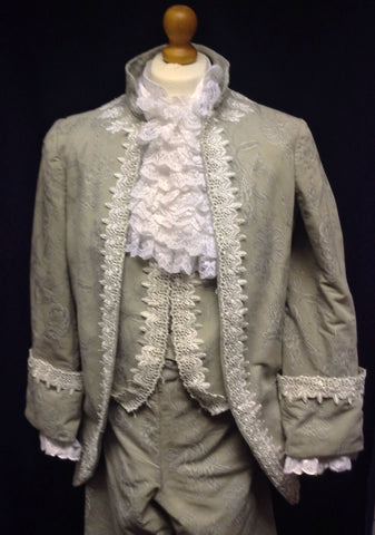 18TH CENT SEBASTIAN WITH JACKET
